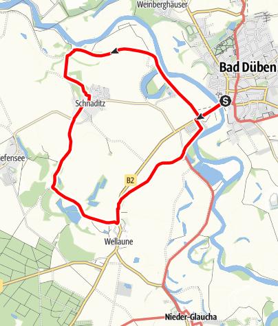 Karte / Kohlhaasweg