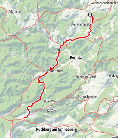 Map / Mariahilfberg-Spange