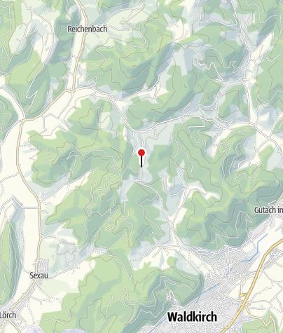 Karte / Berggasthof Linde