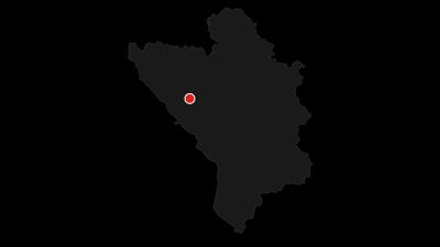 Karte / Lukomir