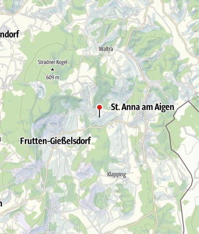 Karte / Über den Reben
