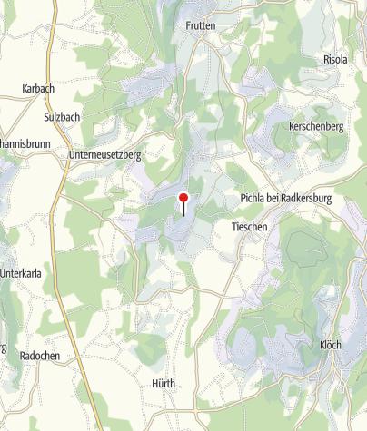 Karte / Patzenberg-Verwurzelt in Tieschen