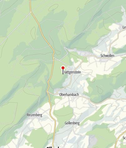 Karte / Rothenburghütte, 55767 Hattgenstein