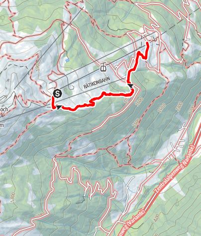 Map / Golmi´s Forschungspfad