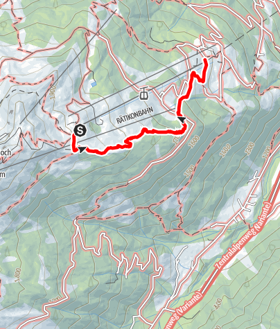 Karte / Golmi's Forschungspfad