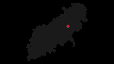 Karte / Albtäler-Radtour