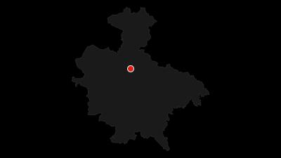 Karte / Radregion Sigmaringen Tour 1 - Schmeiental-Tour
