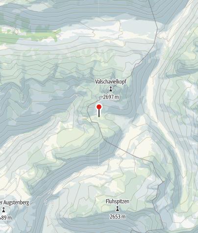 Karte / Valschavielsee