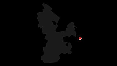 Karte / Churfranken Burgen- und Schlössertour