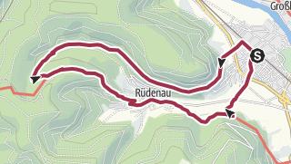 Karte / Auf stillen Wegen