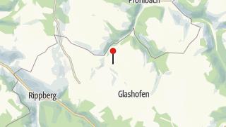 "Karte / Blick über ""die Höhe"""