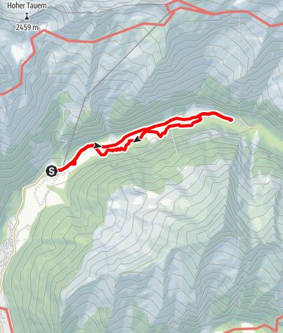 Karte / Naturlehrweg Seebachtal