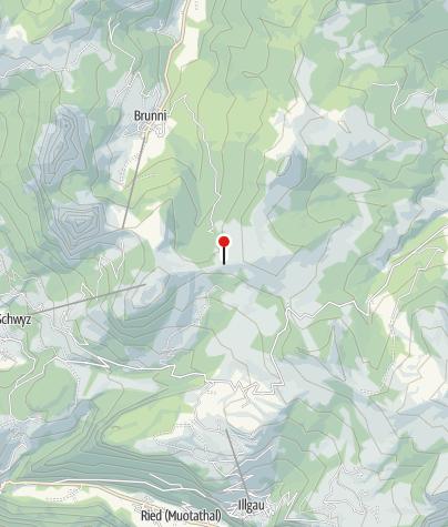 Carte / Alpwirtschaft Zwäcken
