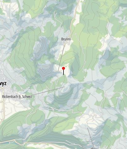 Karte / Skihaus Holzegg