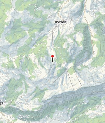 Map / Bergrestaurant Lauchern