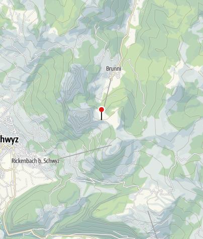 Map / Berggasthaus Holzegg
