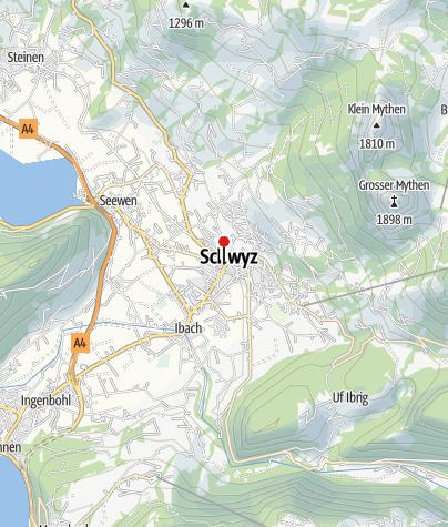 Karte / Café  Konditorei Haug