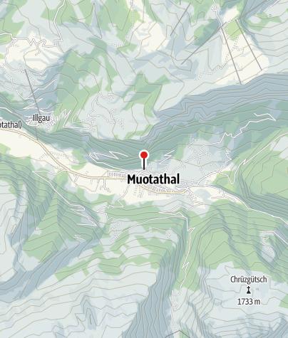 Karte / Gasthaus zum Hirschen