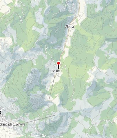 Karte / Gasthaus Brunni