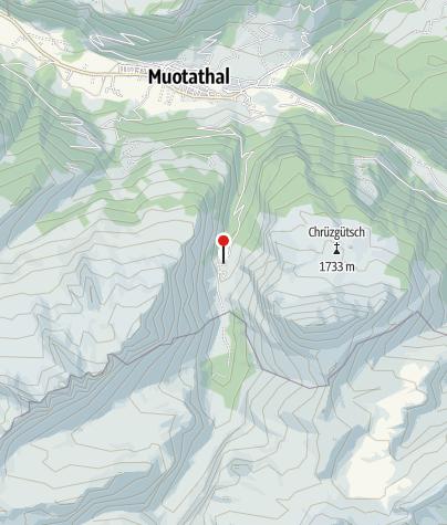 Map / Bergestaurant Lipplisbüöl