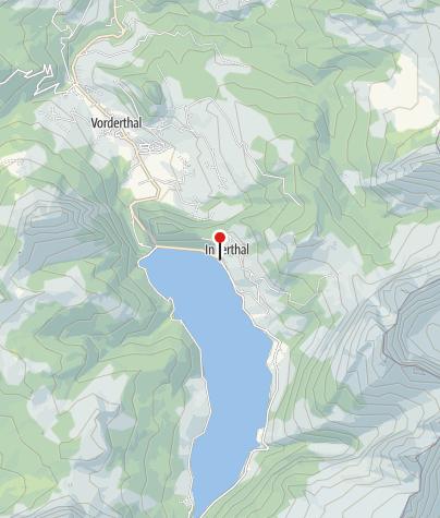 Karte / Gasthaus Stausee