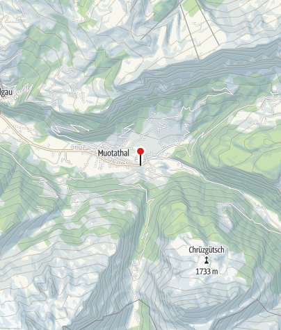 Map / Restaurant Bödeli