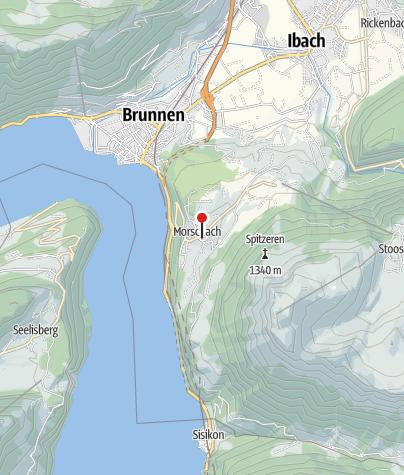 Karte / Wildi's Dorfcafé