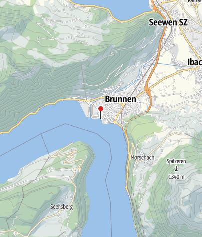 Map / Seerestaurant Lido
