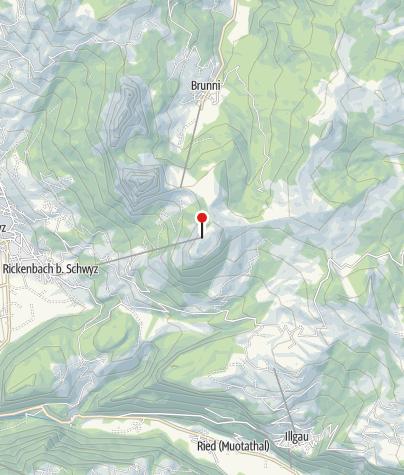 Karte / Restaurant Gipfelstubli Rotenflue