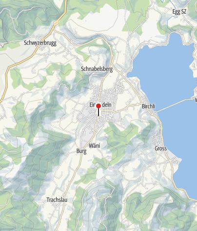 Karte / Restaurant Schifflände