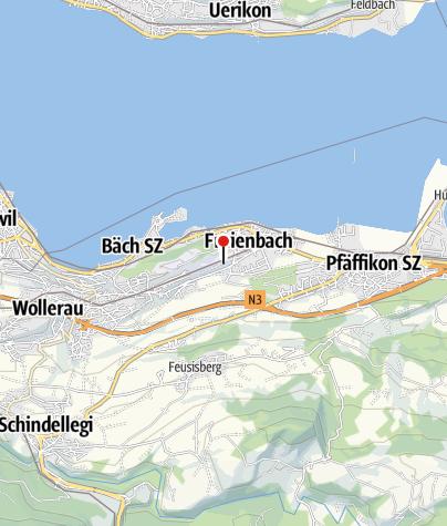 Map / Restaurant Leutschenhaus