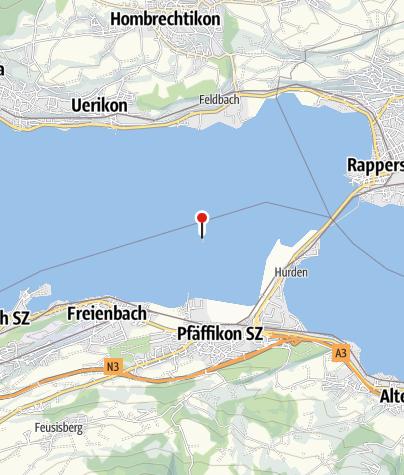 Map / Insel Ufnau