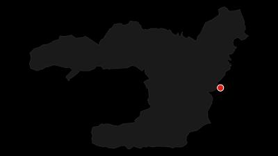 Karte / Über den Königsweg zum Schachen