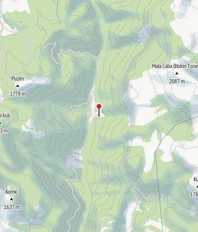 Map / Oko Treskavice Household