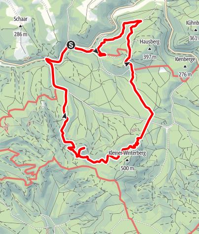 Carte / Vom Kuhstall zum Frienstein