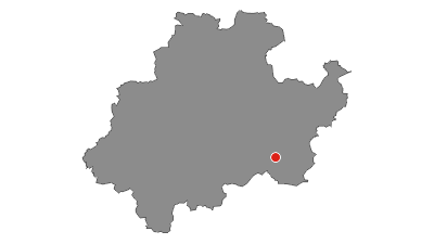 Kaart / RuhrtalRadweg