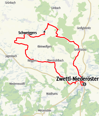Map / Stadt-Land-Tour