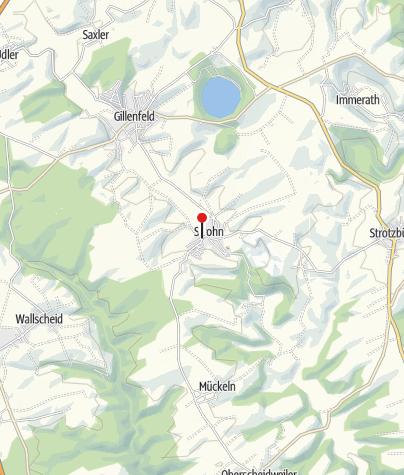 Karte / Vulkanhaus Strohn