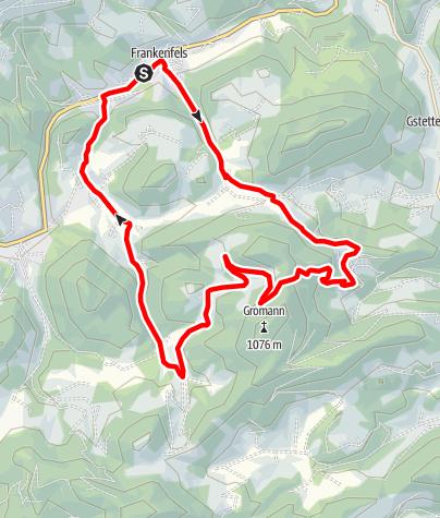 Karte / Eibeck - Runde