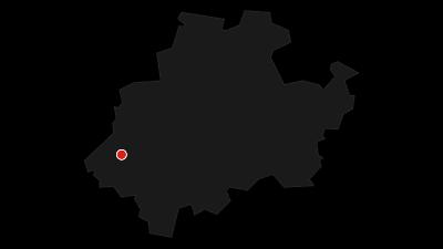 Karte / Wanderung auf dem Drahthandelsweg von Lüdenscheid nach Iserlohn