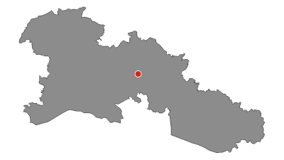 Map / Prälatenweg vom Schloss Salem zur Wallfahrtskirche Birnau