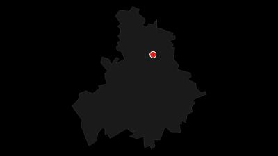 Karte / Schwäbische Alb Südrand-Weg (HW2)