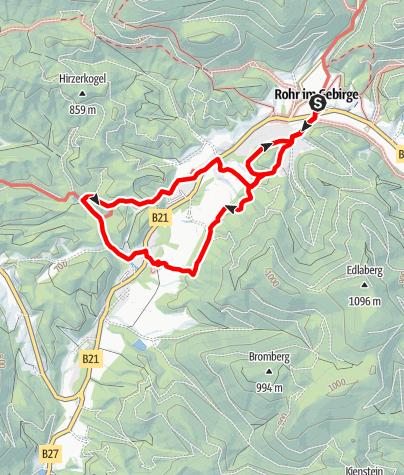 Mapa / Werkstatt, Wald und Wasser