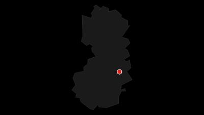Karte / Hirschtal-Umrundung von Lenggries