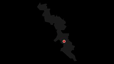 Map / Rheinsteig Stage 9: Kestert - Kamp-Bornhofen (South - North)