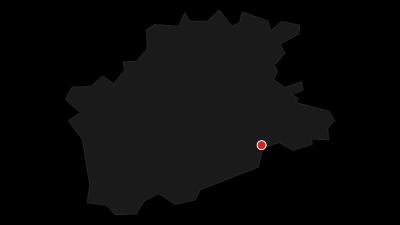 Cartina / Percorso ciclabile dell´Elba (Elberadweg) - lungo il grande fiume