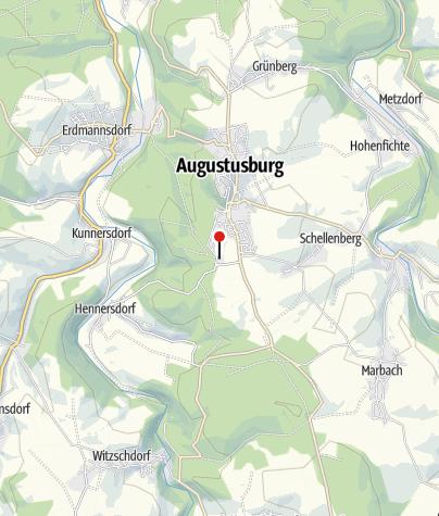 Karte / Hotel am Kunnerstein