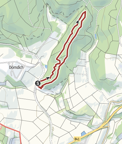 Map / Hubertuslust