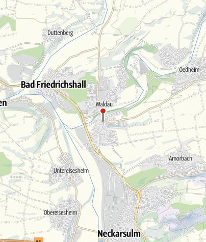 Karte / Marijas Schlosspark Café - RadServiceStation