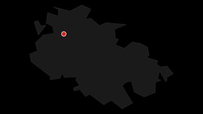 """Karte / Großer Rundwanderweg um die Kirschen- und Weinorte Unteröwisheim und Oberöwisheim an der Badischen Weinstraße im Kraichgau """"Hohlwege und Bärlauch"""""""